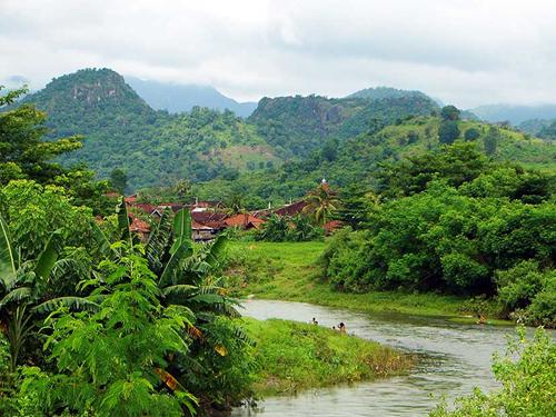 مناظر الطبيعة في اندونيسيا