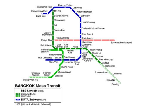 خريطة مترو