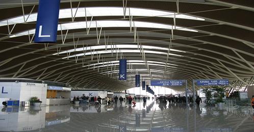 مطار شانغهاي الدولي