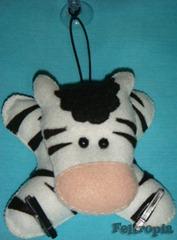 porta-recados-zebra