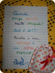 RECADINHO QUEL