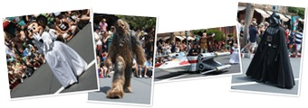 View Star Wars Parade