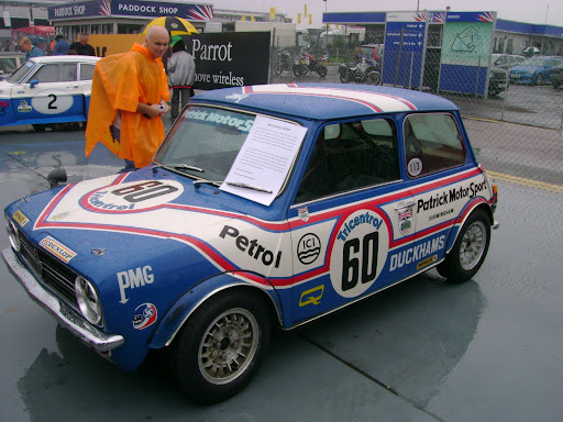 Austin Mini (50yrs of BTCC)
