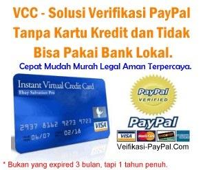 Verifikasi-PayPal