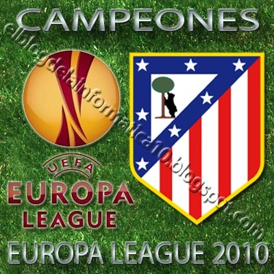 Atlético de Madrid Campeones Europa League 2010