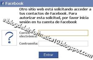 Importar contactos de Facebook a Yahoo