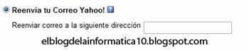Unificar varias cuentas de correo en una sola (Yahoo)