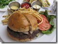 Rotunda at Neiman Marcus - Black Angus Burger