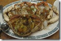 Koi Palace in Daly City, CA - Steamed Garlic Crab