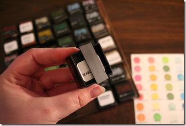 Ink Storage magnets