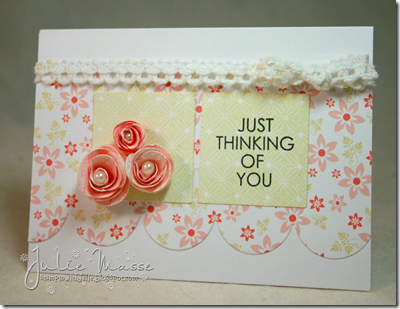Julie Masse shabby flowers