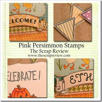 Pink Persimmon Sneak Peeks