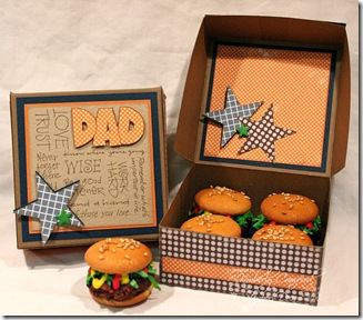 Burgers for Dad
