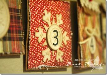 Countdown Calendar CU 3