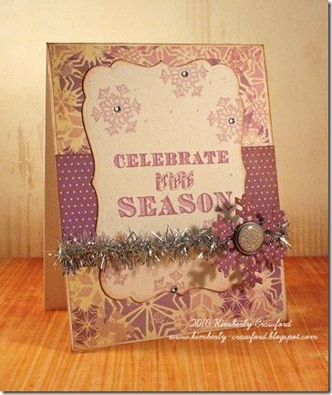 Celebrate the Season Non Traditional