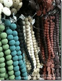 pumice beads