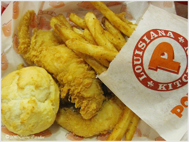 Popeyes family deals