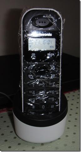 Panasonic DECT KX-TG1312 子機