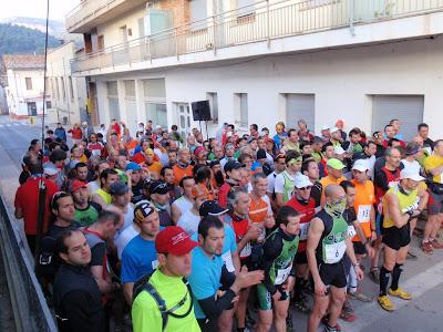 Marató a punt de sortir