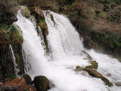 Cascada a les Fonts del Bastareny