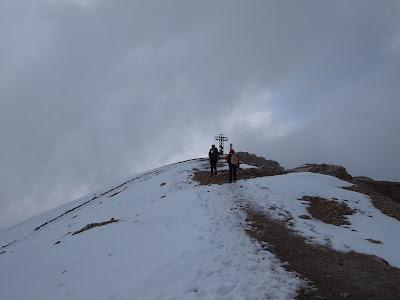 Cim de la Marmolada (Punta Penia, 3.343 m.)