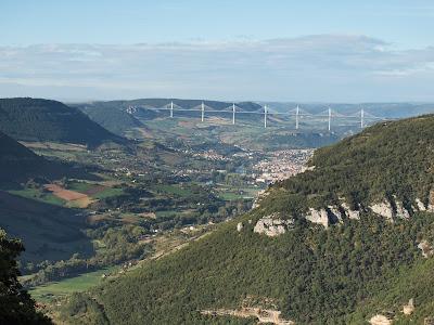 Millau amb el seu viaducte