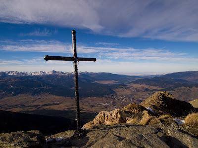 L'Alta Cerdanya vista des del Cambra d'Ase
