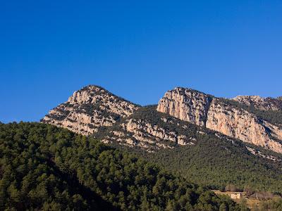 Roca Gotzera i cingles de Tastanós