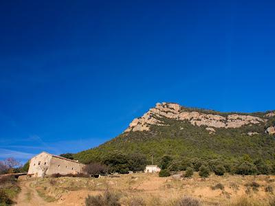 Casa el Mercadal, Santa Margarida i punta del cingle