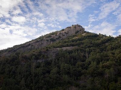 Serrat del Migdia, vist des de l'est