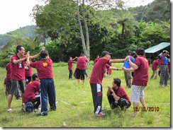 outbound fun gathering