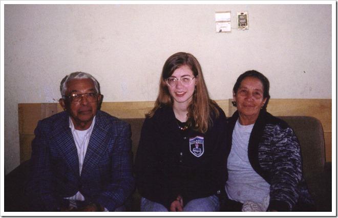 Paraguay grandparents