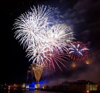 Limerick Skyfest Fireworks National Lottery Skyfest Limerick