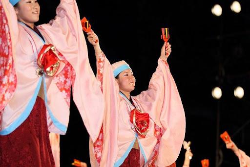 本祭1日目 高知城演舞場 24   D-11997