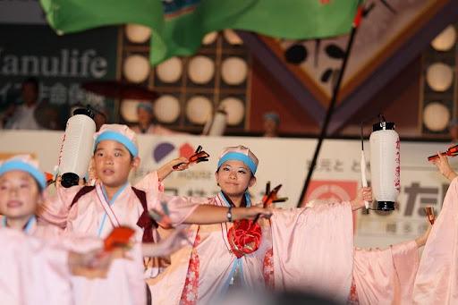 本祭1日目 高知城演舞場 37   D-12025