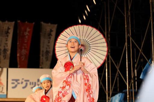 本祭1日目 高知城演舞場 40   D-12031
