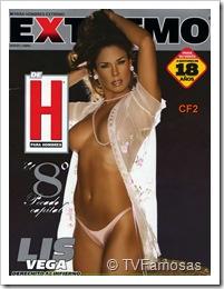 Lis Vega - Revista H Extremo