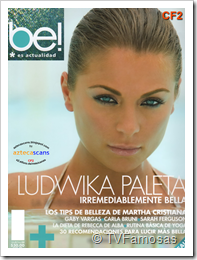 Ludwika Paleta Revista Be!