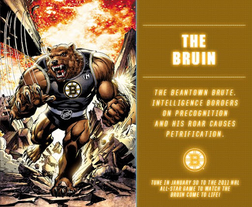 Boston Bruins Guardian - The Bruin