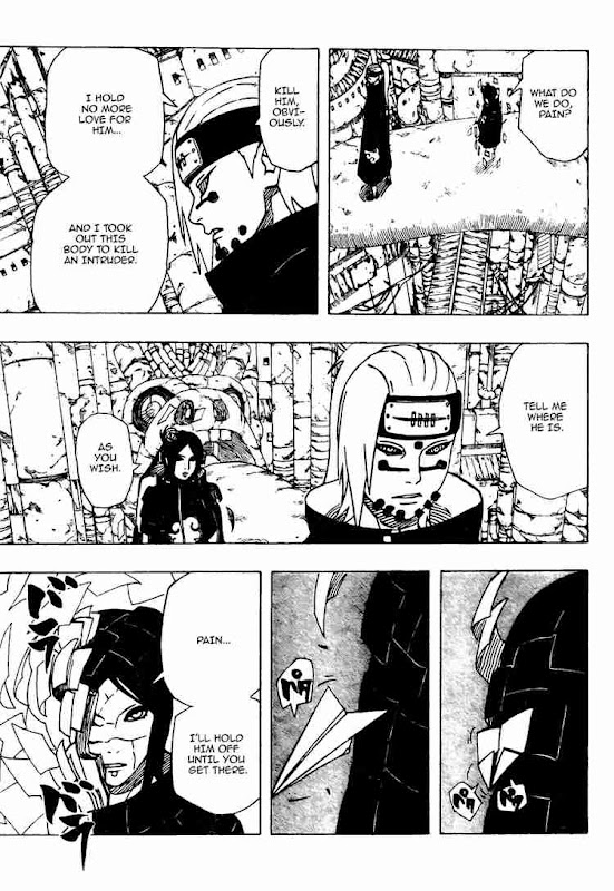 Naruto Shippuden Manga Chapter 371 - Image 13