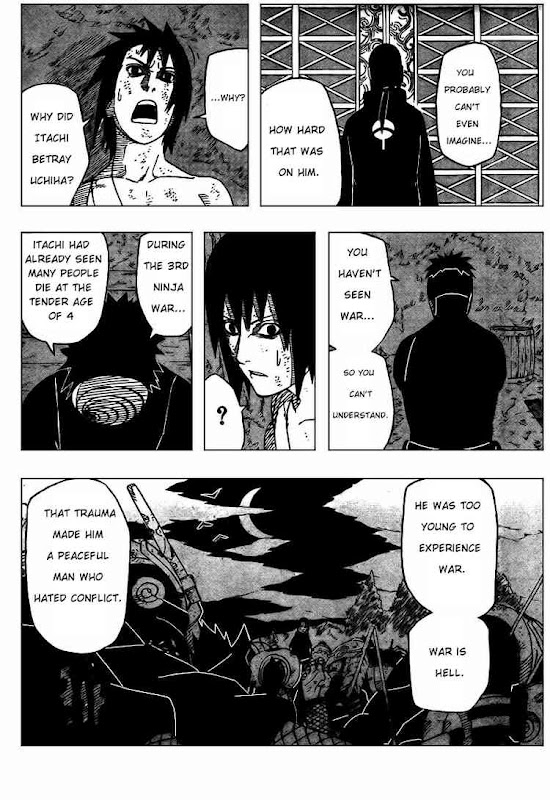 Naruto Shippuden Manga Chapter 400 - Image 04