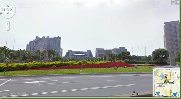 澄清會館街景