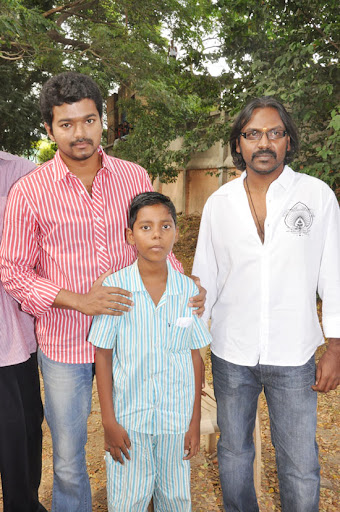 Vijay Charity saves Boy's Life 1