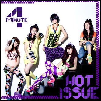 4minute korean pop
