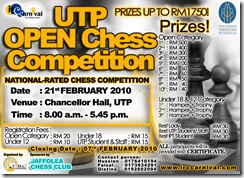 poster chess utp-3