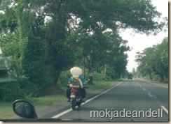 alien naik moto