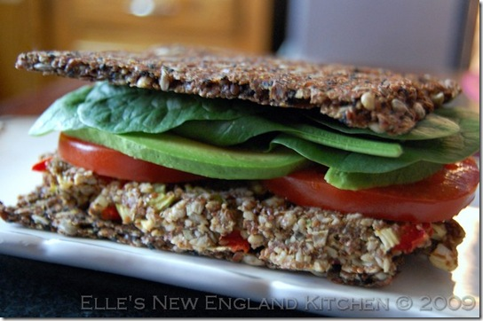 raw-burgers-on raw-flax-bread