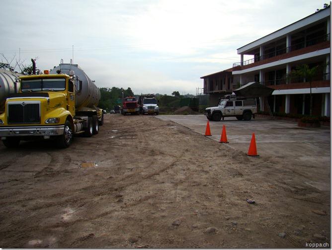 110415 Ruta 45 Hotelparkplatz