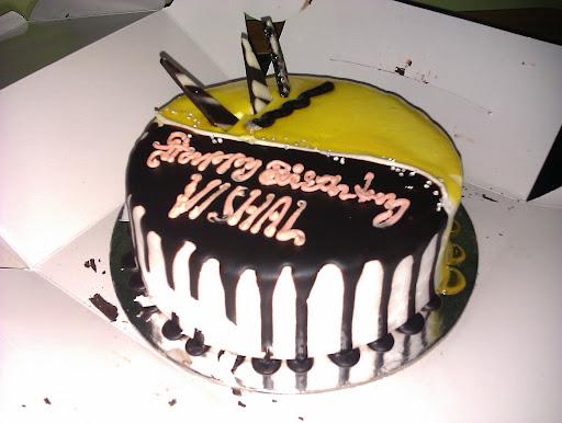 Birthday Cake Image Vishal : My Pictures on Blog: My birthday cake