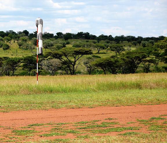 Sasakwa Airstrip - Singita Grumeti Reserves.